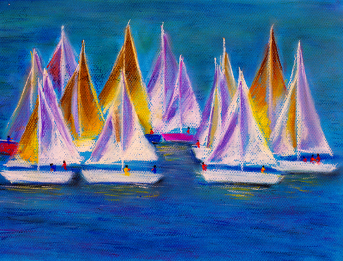 Sail Boats: Divorce Support Groups