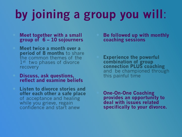 Divorce groups
